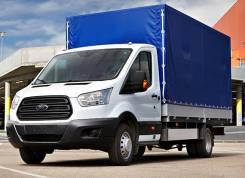 Ford Transit. Продам бортовой с тентом на базе шасси C/CAB 350E, 2 200куб. см., 999кг., 4x2