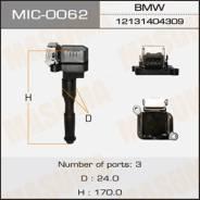 """Катушка зажигания """"Masuma"""", BMW E36 MIC-0062"""