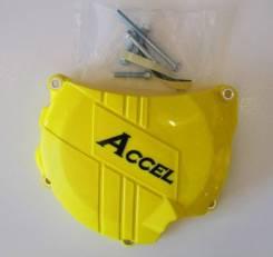 Защита крышки сцепления Accel CCP-402 Yellow Clutch Cover Protector RMZ450 08-15
