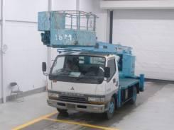 Mitsubishi Fuso Canter. Автовышка Mitsubishi Canter, 4 560куб. см., 16,00м. Под заказ