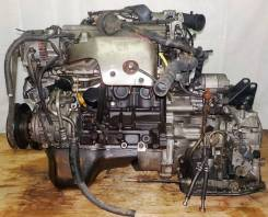 Двигатель в сборе. Toyota: Carina, Nadia, Corona, Caldina, Ipsum, Corona Premio, Gaia, Avensis, Camry, Carina ED Двигатель 3SFE