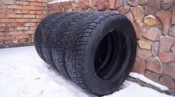 Gislaved Nord Frost 100. Зимние, шипованные, 2013 год, 10%