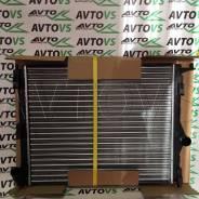 Радиатор охлаждения двигателя. Renault Logan Лада Ларгус, F90, R90 Nissan Almera, G15RA D4F, K4M, K7J, K7M, BAZ11189, BAZ21129