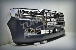 Рестайлинг GBT + хром Land Cruiser 200 07-15 в Land Cruiser 200 2016~