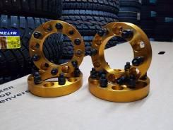 Комплект проставок для внедорожника pcd 6X139.7, толщина 30 мм