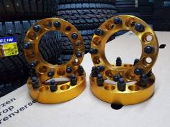 Продажа проставок на внедорожники pcd 8X165.1, толщина 38.1 мм