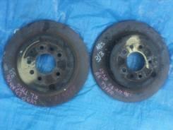 Диск тормозной задний Mazda Mpv LY3P/Mazda CX-7