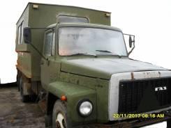 ГАЗ 3307, 1980