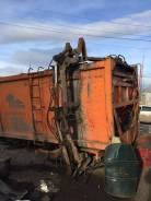 Бункер на мусоровоз КО 440-5