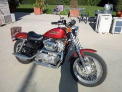 Harley-Davidson Sportster 883 XL883, 1997