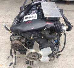 Продажа двигатель на Isuzu MU UES73FW 4JX1T