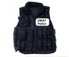 Тактический Жилет SWAT / Police Отправка по России