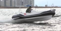 Лодка RIB WinBoat R5