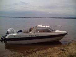 Продам пластиковую лодку Fliper 515