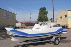 Лодка RIB WinBoat R53