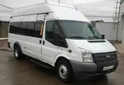 Ford Transit Shuttle Bus, 2012
