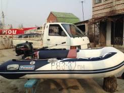 Продам моторную лодку с мотором Forward MX290 KIB