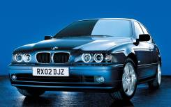 Стекло противотуманной фары BMW 5 E39 2000-2003 правое левое