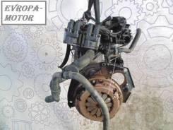 Двигатель в сборе. Fiat Seicento