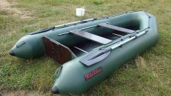 Моторная лодка «Тайга» Т-320