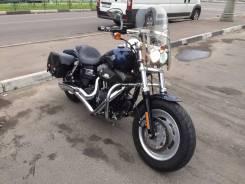Harley-Davidson Dyna Fat Bob FXDF, 2012