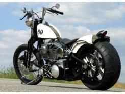 Harley-Davidson Softail Custom FXSTC, 2012