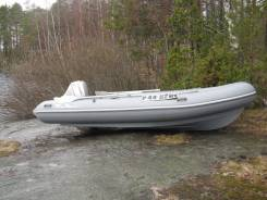 Лодка складная RIB WinBoat 440RF Sprint