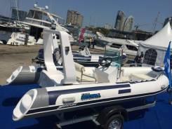 Корейская лодка Mercury Риб 500 River Drive Extra, 5 лет гарантии