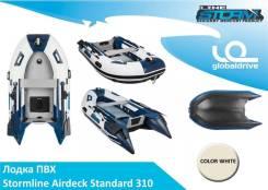Корейская надувная лодка ПВХ Mercury Airdeck Standart 310