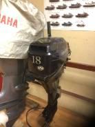 Продам лодочный мотор Tohatsu 18л. с. 2011г . Без пробега по России.