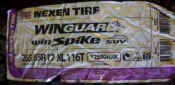 Nexen Winguard WinSpike SUV. Зимние, без шипов, 2015 год, новые