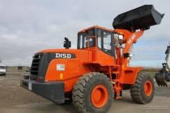 Предлагаем услуги фронтального погрузчика Doosan SD300