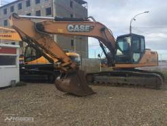 Case CX210B. Экскаватор гусеничный CASE CX210B, б/у (2014 г. в., 6 500 м. ч. )
