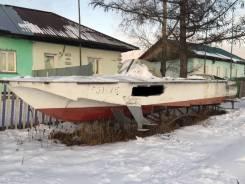 Продам катер волга га подводных крыльях (обмен на снегоход)