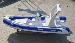 Корейская лодка Mercury Rib 600 Extra полный комплект 5 лет гар-я