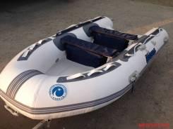 Корейская лодка Mercury Rib 340, стеклопластиковое дно, гарантия 5 лет
