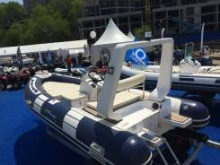 Корейская лодка Mercury РИБ Stormline River Drive LUXE 500