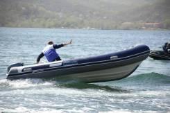 Корейская лодка Mercury Rib 500 полный комплект 5 лет гар-я