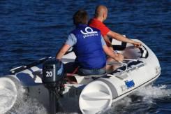 Лодка РИБ Mercury Stormline 360 - Катер Для любителей активного отдыха