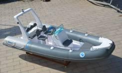 Корейская лодка Mercury Rib 550 Extra полный комплект 5 лет гар-я
