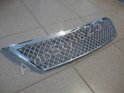 Решетка радиатора на Camry V50 2011-2014, дизайн Bentley хромированная
