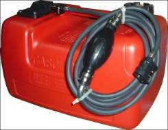 Баки топливные на лодочный мотор 12-24л