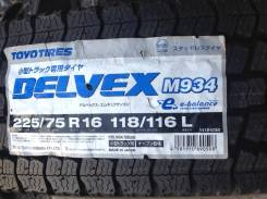 Made in Japan Toyo Delvex M934, 225/75R16 118/116L LT