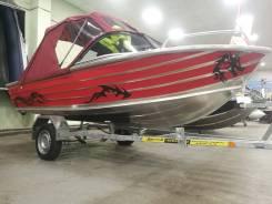 Продаем лодку моторную Quintrex-455 Coast Runner S