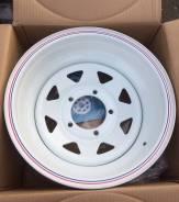 Off-Road-Wheels ORW 8.0х15 / 5х139,7 / ET-40 / СВ110 White