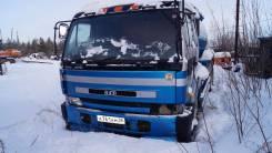 """Nissan Diesel. Продается грузовик-цистерна (цементовоз) марки """"Nissan Disel"""", 17 990куб. см."""