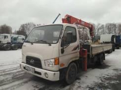 КМУ Kanglim KS733 на шасси Hyundai HD-78
