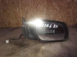 Зеркало правое электрическое Mazda 6 (GG) 2002-2007 (6 Контактов)