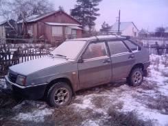 Лада 2109, 1990