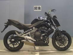 Kawasaki ER-6n, 2012